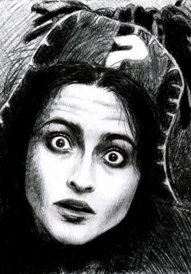 Helena Bonham Carter by S-rof
